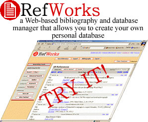 RefWorks Bibliographic Citation Management Software - Learn it!