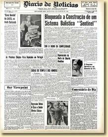 Diário de Notícias Newspaper