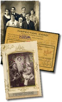 Organizing & Prserving Family History