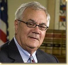Picture of the Honorable Barney Frank
