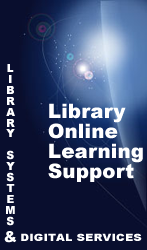 Library Online Learning Support