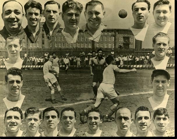 Soccer Team Image