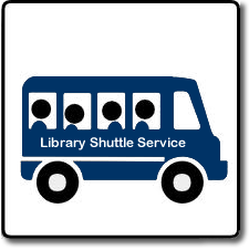 Transportation Services Shuttle Van