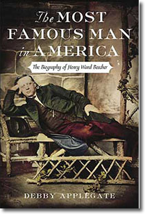 Book Cover: The Most Famous Man in America