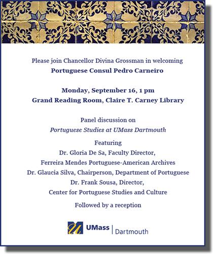 Panel on Portuguese Studies