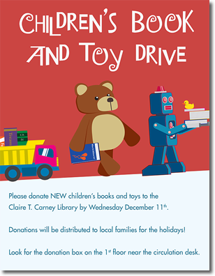 Images of Toys and Teddy Bear walking - Toy & Book Drive - CTC Library 2013
