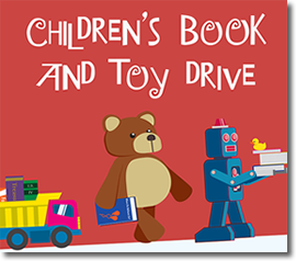 Children's Book & Toy Drive
