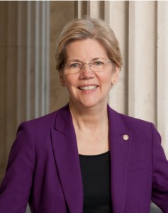 Photograph of Senator Warren