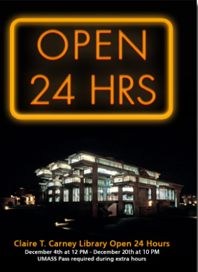 Image Showing Library Open 24 Hours